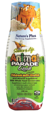 Nature's Plus Animal Parade Liquid 240ML