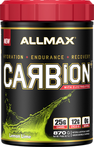 ALLMAX Carbion+ Lemon Lime 870G