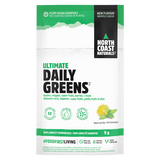 North Coast Naturals Daily Greens Sweet Tea Packet 9G