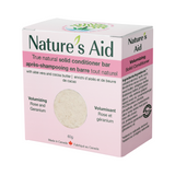 Nature's Aid Conditioning Bar Rose Geranium 65G