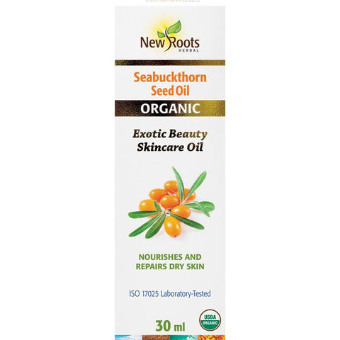 New Roots Seabuckthorn Seed Oil 30ML