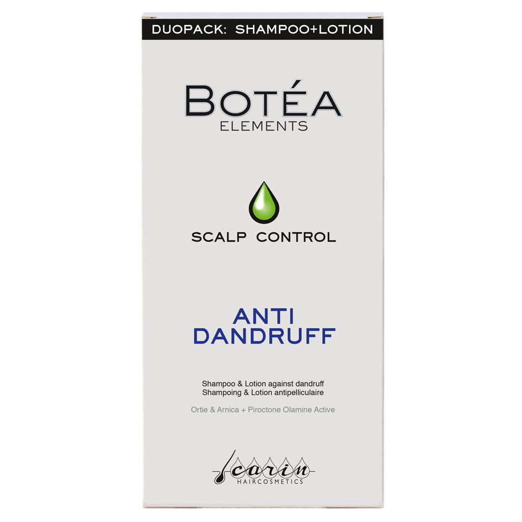 Botea Elements Anti Dandruff- Duo pack