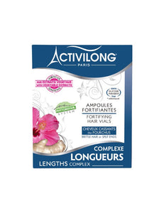 Complexe Longueurs - Ampoules Fortifiantes - A520