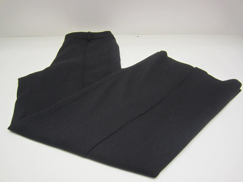 Chanel Black Wool Pants Size 40 - Creme de la Creme Consigners: Pre Owned Handbags, Used Handbags, Luxury Consignment