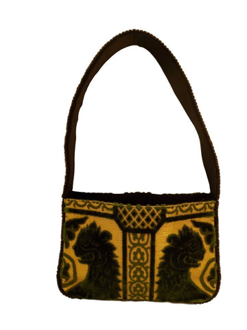 Dolce & Gabbana Embroidery Evening Bag - Creme de la Creme Consigners: Pre Owned Handbags, Used Handbags, Luxury Consignment