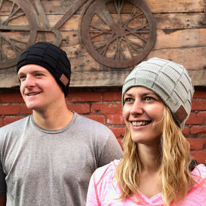 Bluetooth Wireless Headphone Beanies for Outdoor Sports