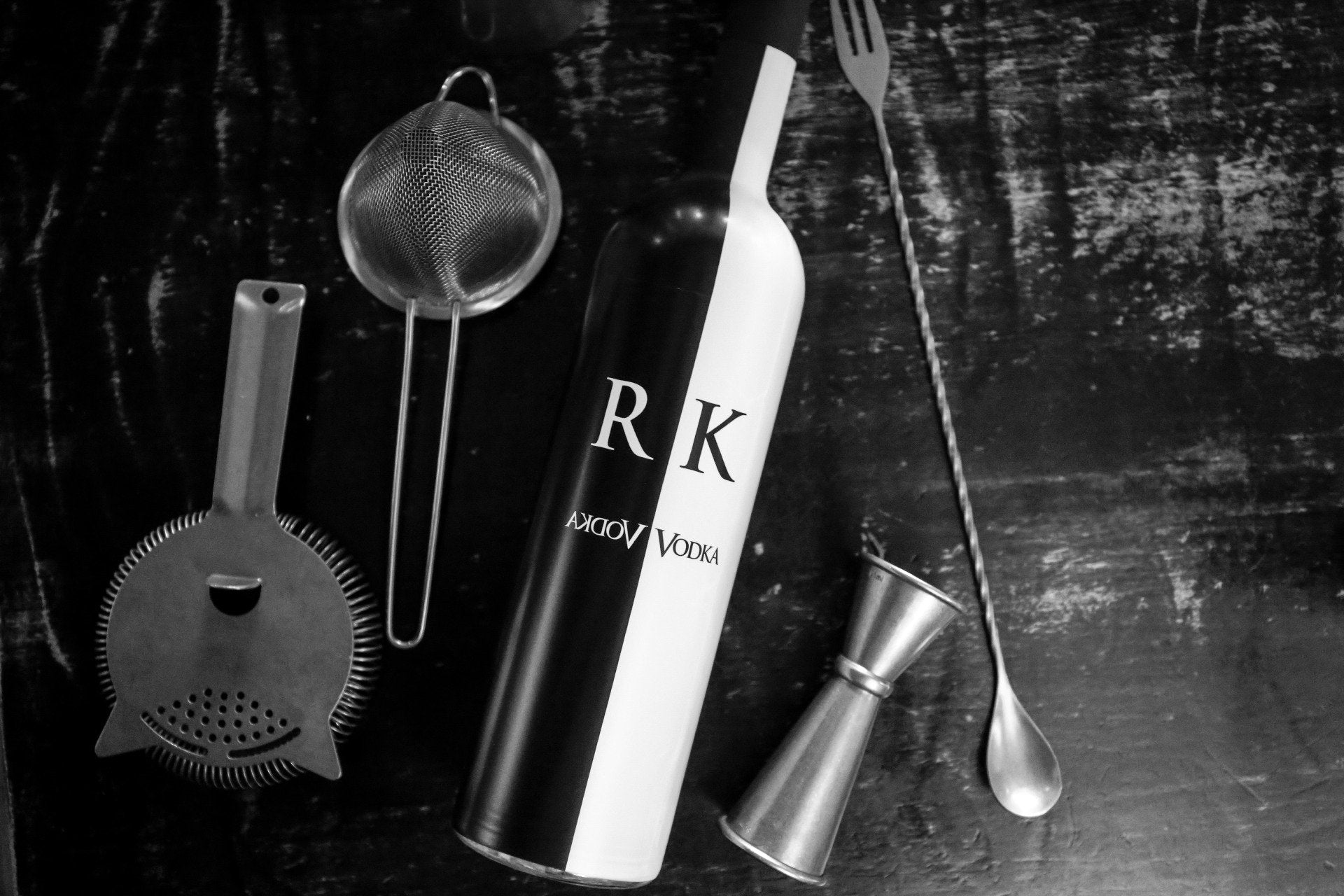 Spotlight on: RK Vodka