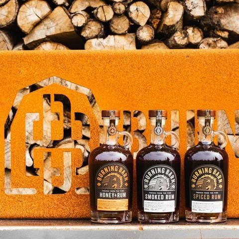 Spotlight on Burning Barn Rum | SplitsDrinks