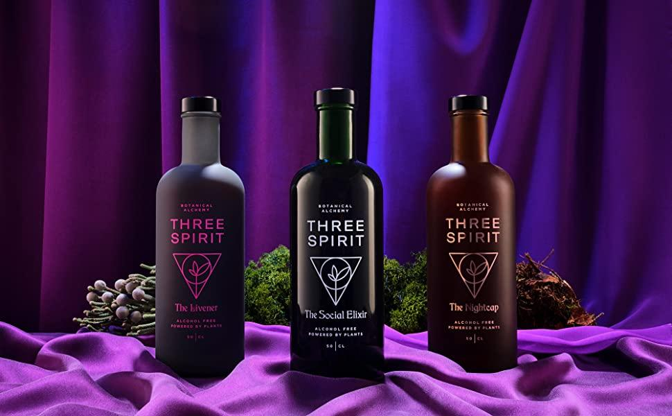 Spotlight on: Three Spirit | SplitsDrinks