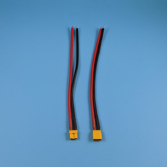 Amass XT30 150mm 16awg M/F Cable Set