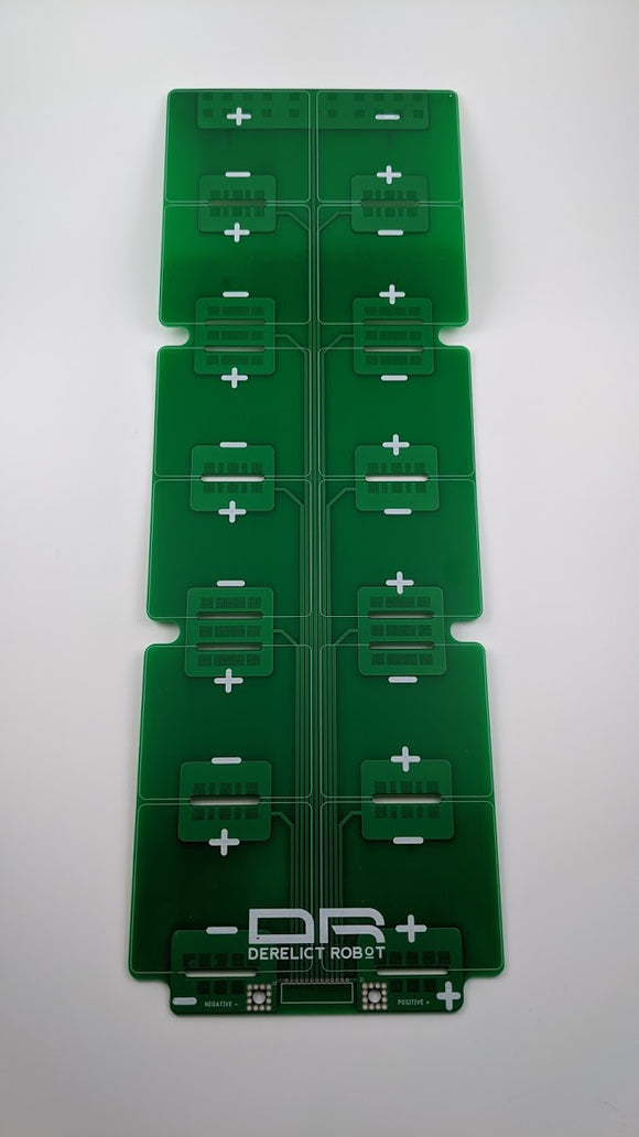 DRI 12S4P 18650 FlexPCB 1.0 Battery Kit