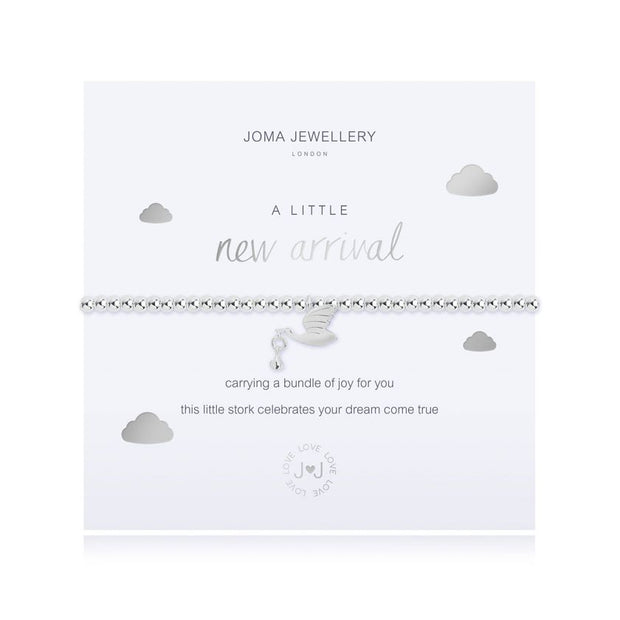 JOMA JEWELLERY | A LITTLE NEW ARRIVAL BRACELET