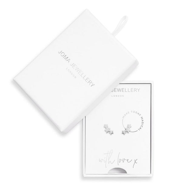 JOMA JEWELLERY | MAKE TODAY MAGICAL BOXED EARRINGS