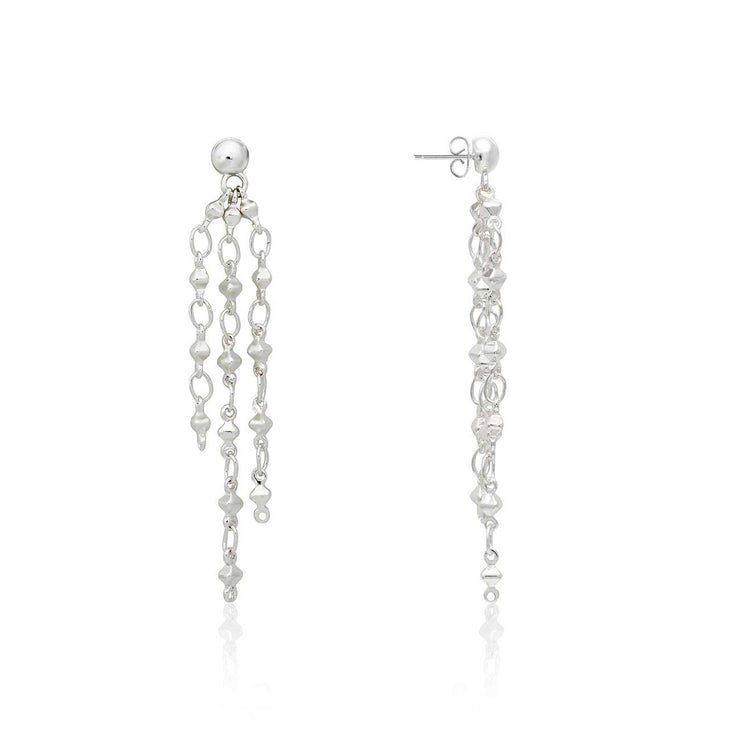 RIVA MULTI CHAIN EARRINGS