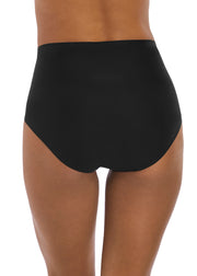 BLACK SMOOTHEASE INVISIBLE STRETCH BRIEF