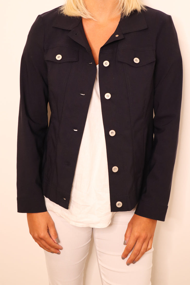 NAVY HAPPY JACKET