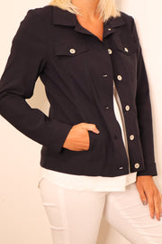 ROBELL | NAVY HAPPY JACKET