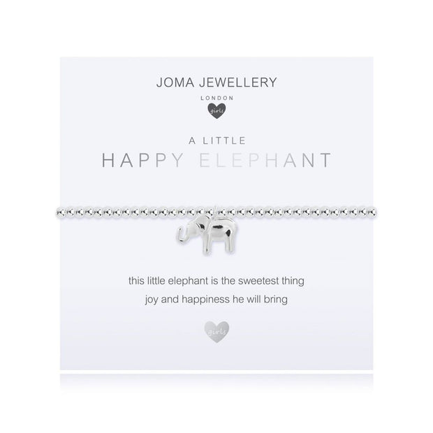 JOMA GIRLS | A LITTLE HAPPY ELEPHANT BRACELET