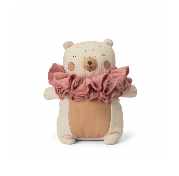 PICCA LOU LOU | THE BEAR AND HIS RAGGEDY RUFF