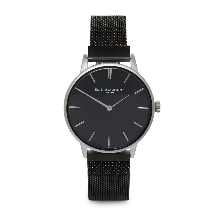 HOLBORN MAGNETIC BLACK WATCH