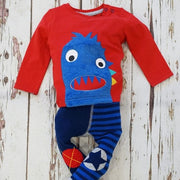 ZIGGY MONSTER TOP