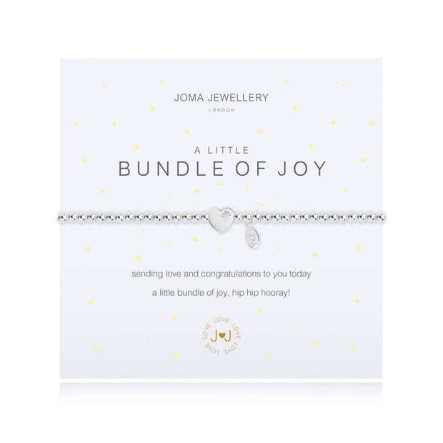JOMA JEWELLERY | A LITTLE BUNDLE OF JOY BRACELET