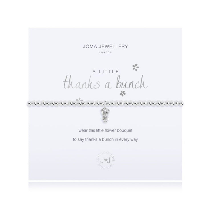 JOMA JEWELLERY | A LITTLE THANKS A BUNCH BRACELET