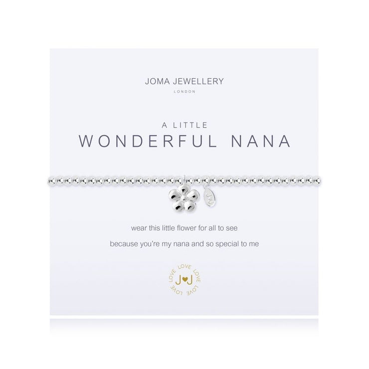 JOMA JEWELLERY | A LITTLE WONDERFUL NANA BRACELET