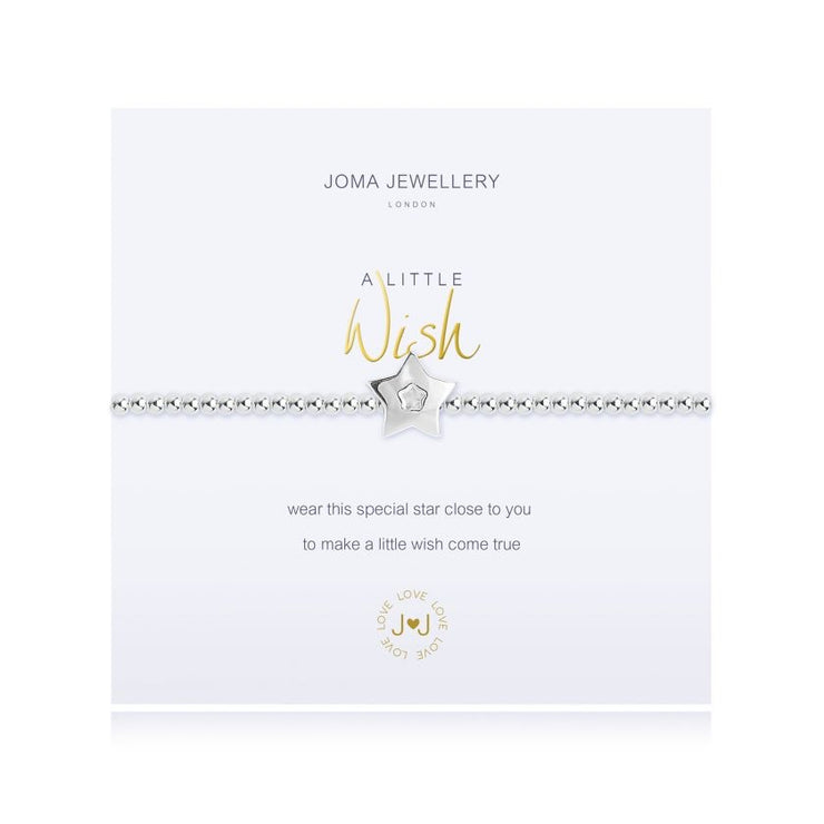 JOMA JEWELLERY | A LITTLE WISH BRACELET