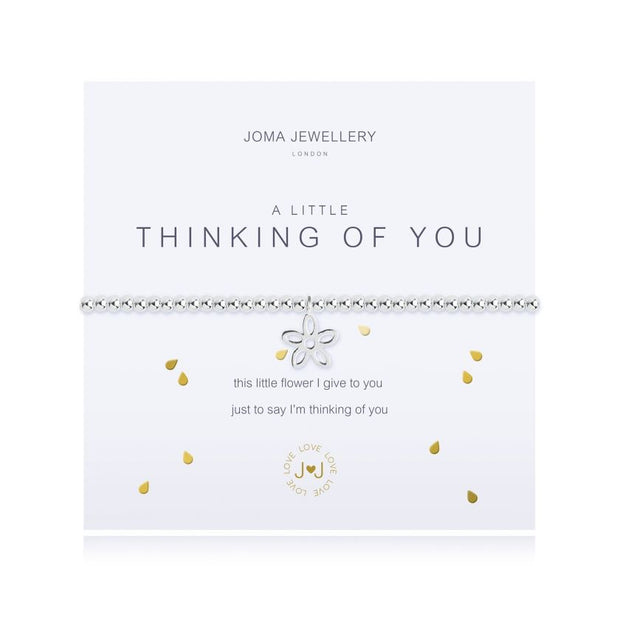 JOMA JEWELLERY | A LITTLE THINKING OF YOU BRACELET