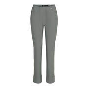 ROBELL | BELLA 09 IVY GREEN TROUSERS