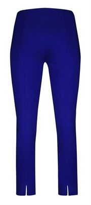 ROYAL BLUE ROSE 09 TROUSERS