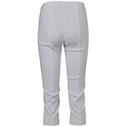 WHITE MARIE 07 CROPPED TROUSERS