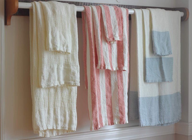 Why You Should Towel Off With Linen Towels