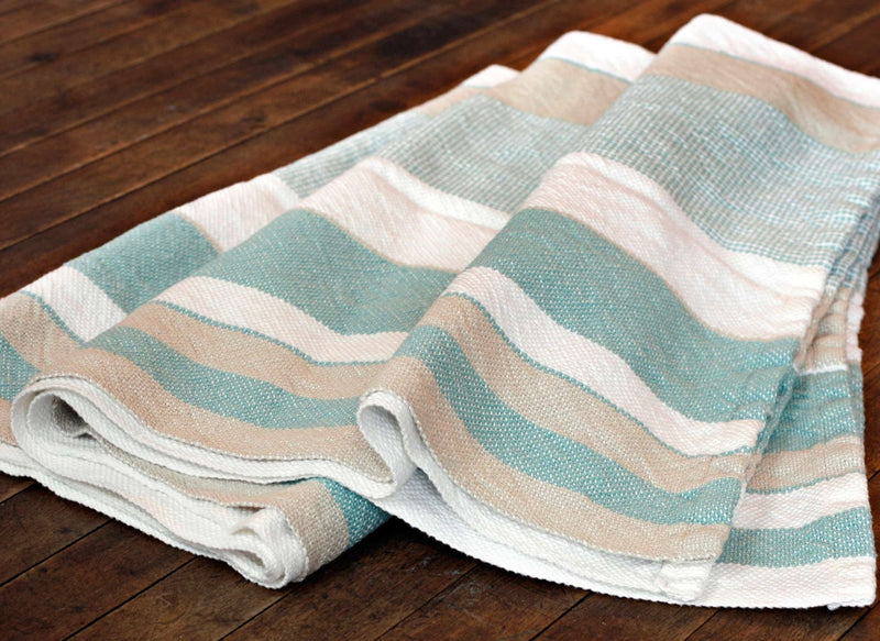 Versatile Blankets Perfect for Summer: Cotton/Linen Day Blankets