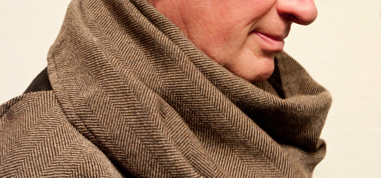 Merino Lambswool Scarves | Made in USA