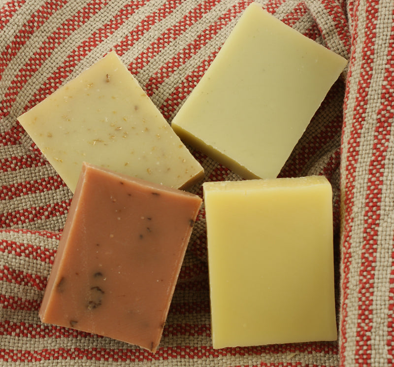 Brahms Mount's New All-Natural Soaps