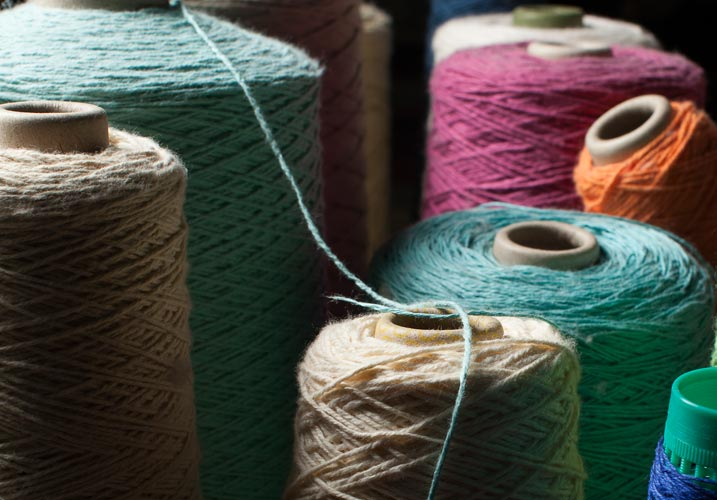 The Lure Of A Yarn