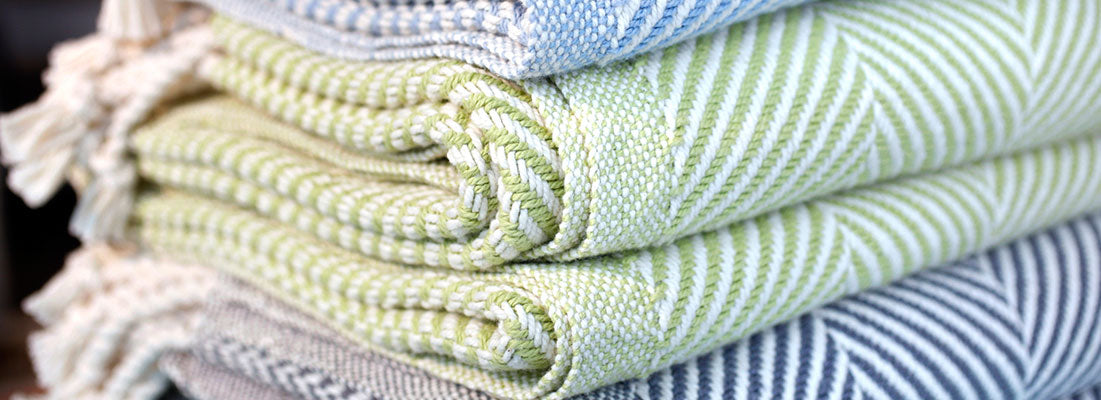<p>A cozy yet lightweight layer of warmth, classic soft cotton throws are the perfect functional décor accent for any room in the home.</p>