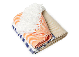 Allagash Cotton Throw