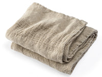 Folded Bradbury Natural towel