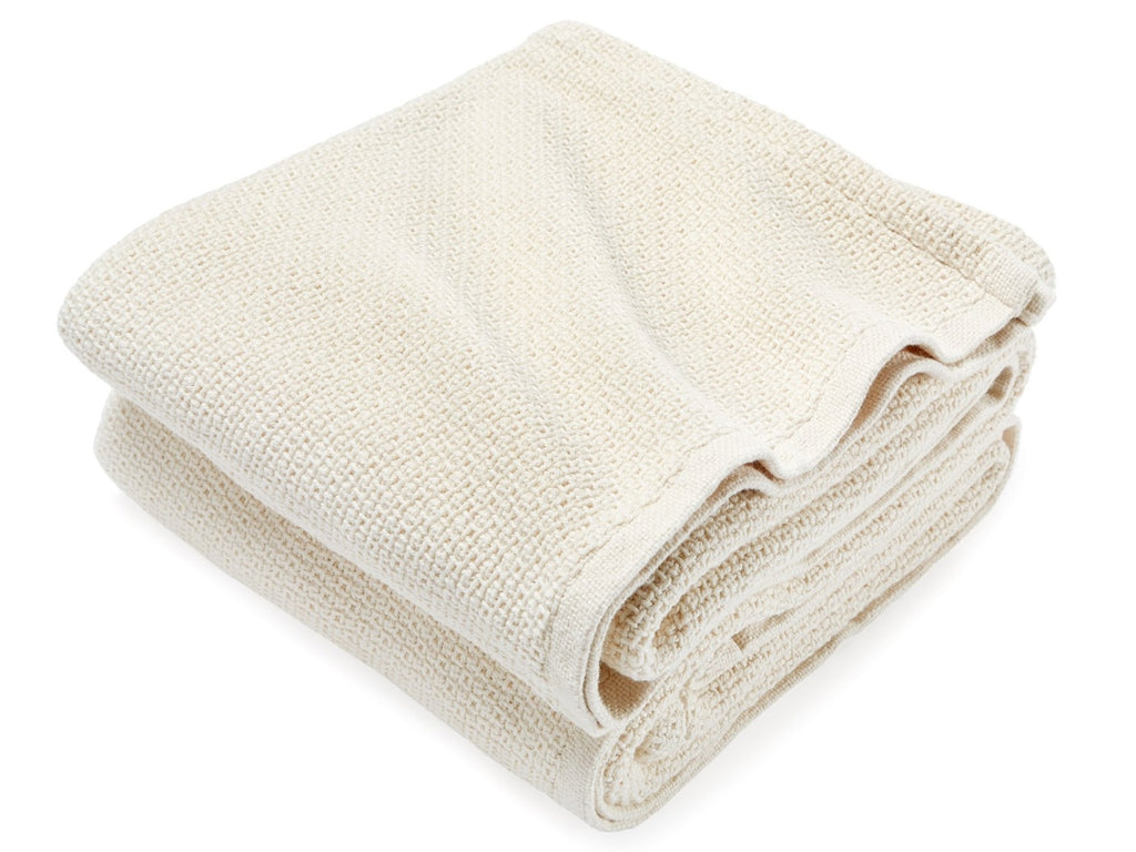 Edgecomb Cotton Blanket