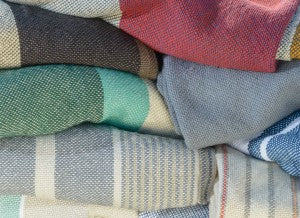 Linen and Cotton Day Blankets