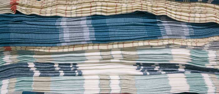 Day Blanket Throw Stack