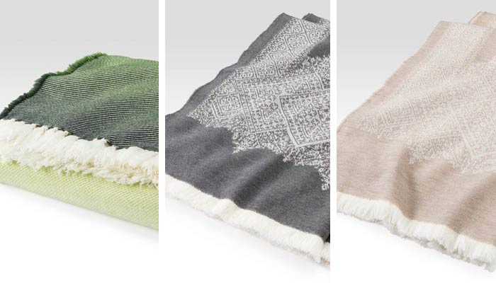 green-grays-earth-tone-wool-throws