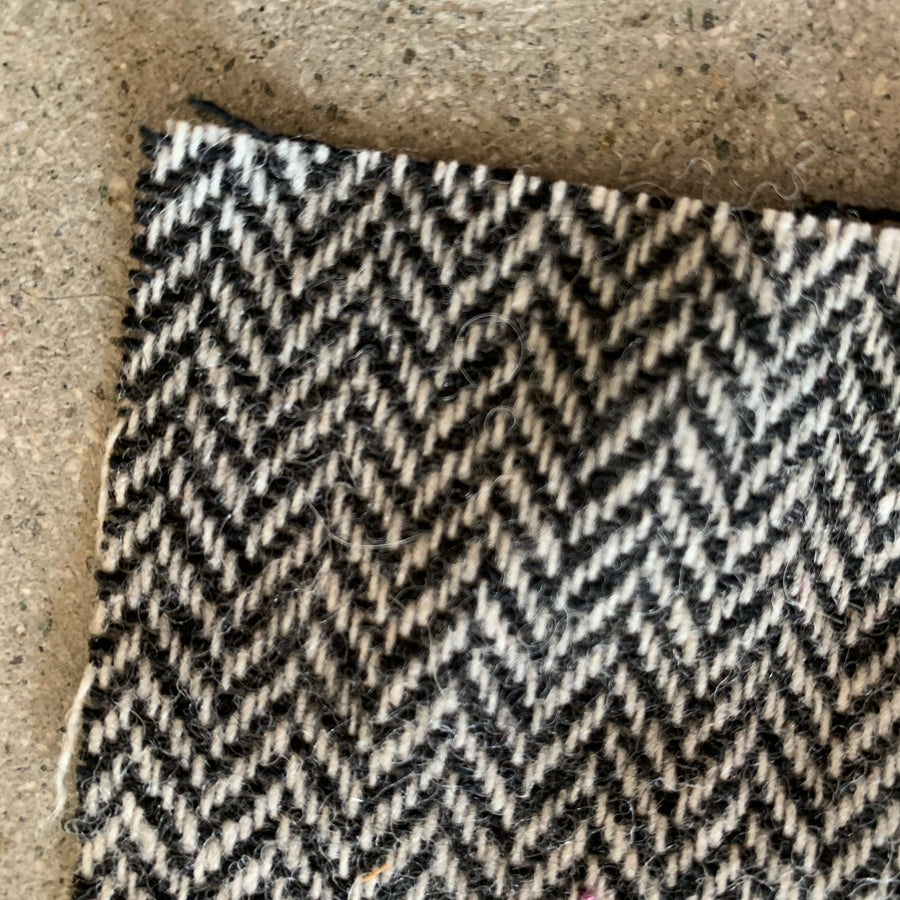 Herringbone Pepper   $30 per metre