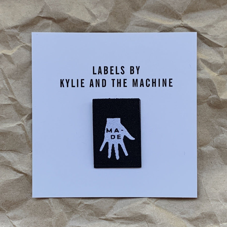 MADE- Kylie and Machine labels