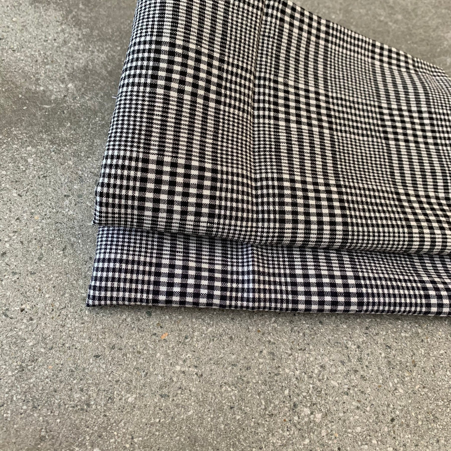 Power Stretch Black/White   $16 per metre