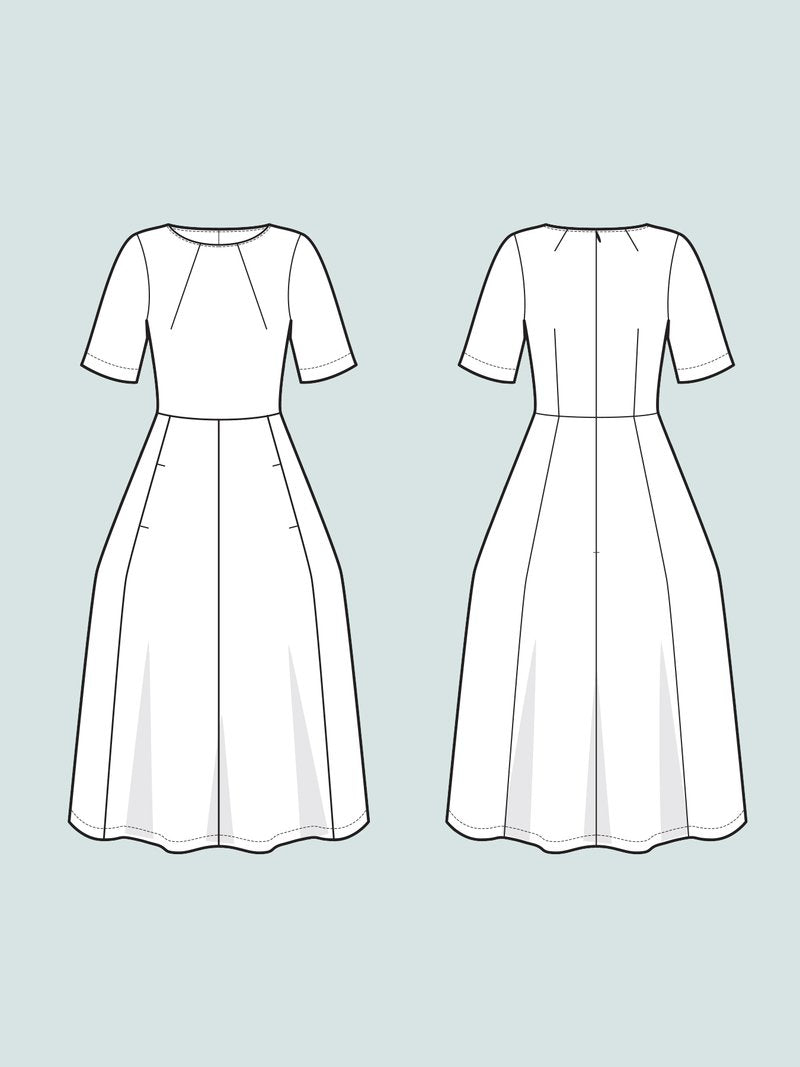 Tulip Dress Pattern- The Assembly Line