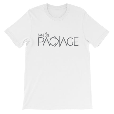 I AM THE PACKAGE TEE